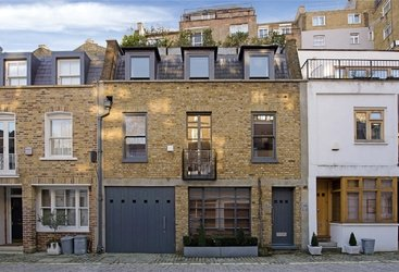 Leinster Mews, London, W2