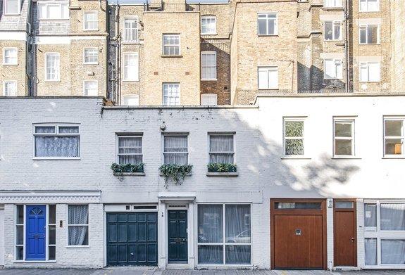 Aylesford Street, London, SW1V