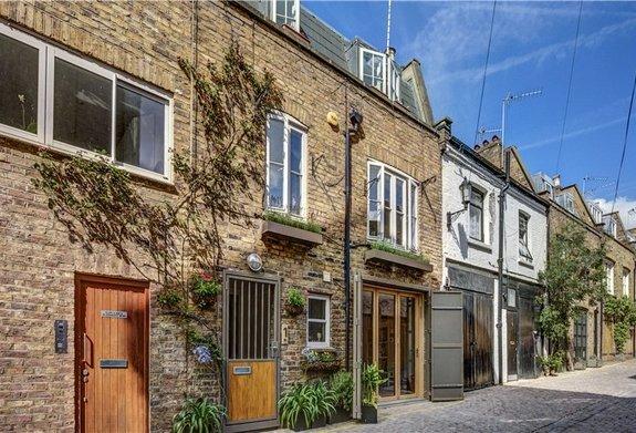 Dunworth Mews, Notting Hill, London, W11