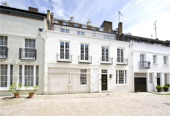 Ennismore Mews, Knightsbridge, London, SW7