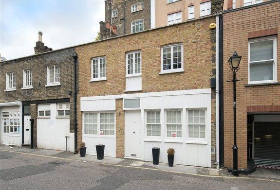 Harriet Walk, Knightsbridge, Belgravia, London, SW1X