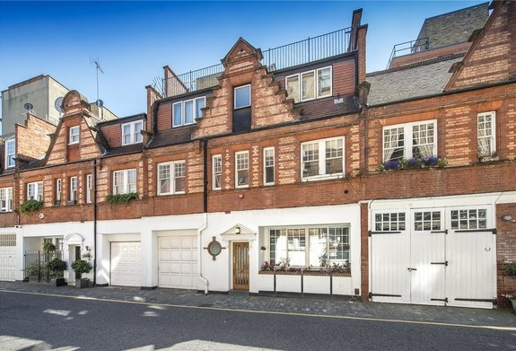 House for sale in Holbein Mews, Chelsea