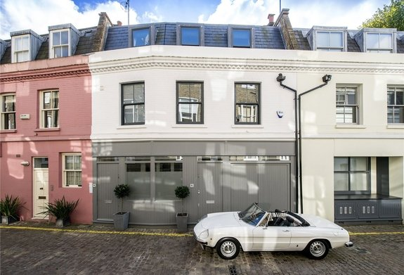 Lexham Mews, Stratford Village, Kensington and Chelsea, London, W8