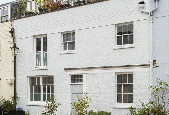 Napier Place, Kensington, London, W14