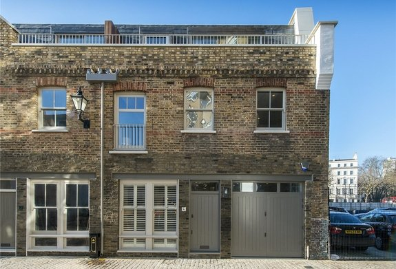 Reece Mews, London, SW7