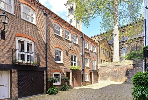 Rutland Gate Mews, London, SW7