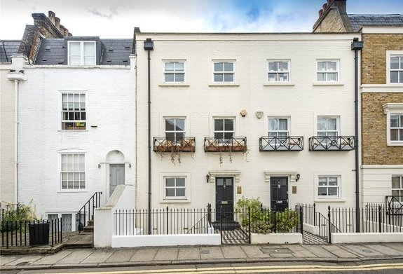 House for sale in South End Row, London