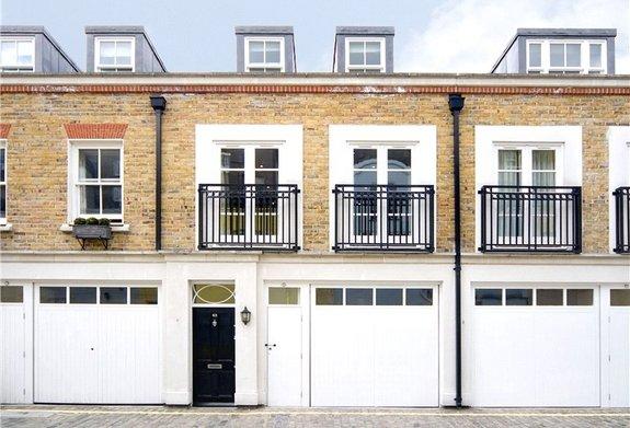 Conduit Mews, Hyde Park Estate, London, W2