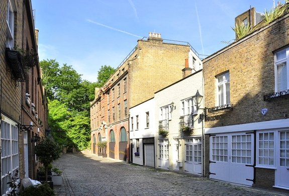 Frederick Close, Bayswater, London, W2