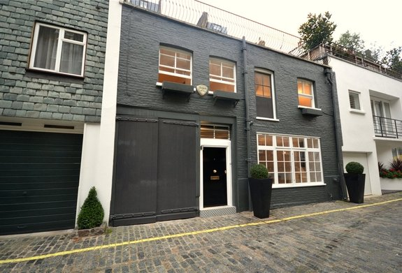 Montagu Mews West, London, W1H