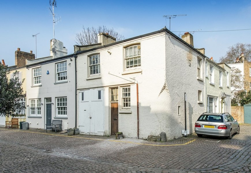 House Sold In Pembridge Mews Notting Hill Westbourne